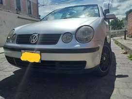 Volkswagen Polo año 2004