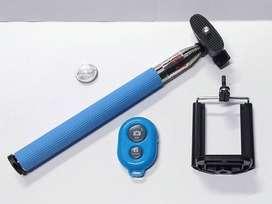 Bastón Inova Palo Selfie Bluetooth Sel-003