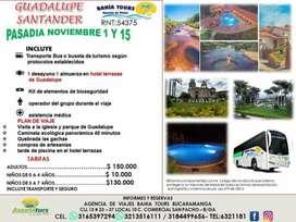 TOUR PASADIAS 8 de NOVIEMBRE