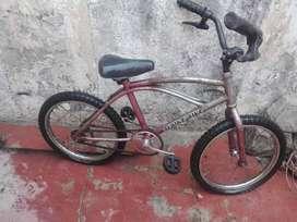 Bici niño Rod 16 usada