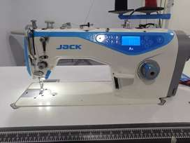 Maquina plana industrial jack a4