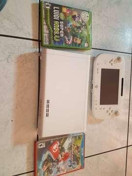 VENDO O CAMBIO CON CELULAR NINTENDO Wii U