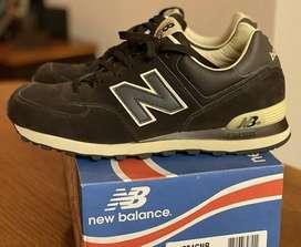 Tenis New Balance 574 clásicos originales