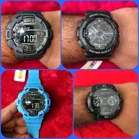 Vendo Reloj Originales de la marca. Batería de larga Duración y Resistentes al agua
