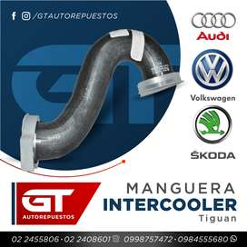 MANGUERA INTERCOOLER - TIGUAN