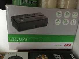 UPS APC BACK-UPS 650VA 375WATTS 230V
