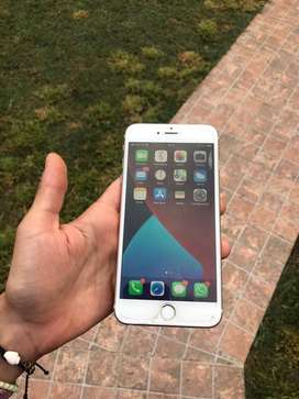 Vendo/ Permuto Iphone 6s Plus 16gb IMPECABLE