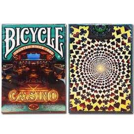 Cartas Bicycle Casino. Original. Por Banimported