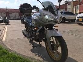 Yamaha fazer 150 2013