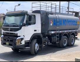Cisterna Volvo Fmx 480 año 2016