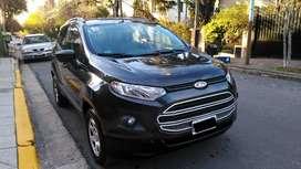 Ford Ecosport 2013 Versión 1.6 Se 110cv 4x2