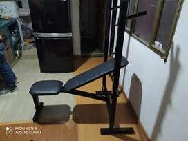 .máquinas de ejercicios (bancos)