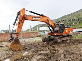 OCASION  Vendo Excavadora DOOSAN DX340LCA