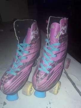 Vendo patines numero 39