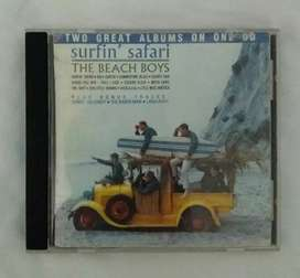 The beach boys surfin safari cd original oferta