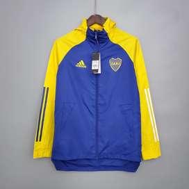 Chaqueta rompevientos Boca Juniors 2020