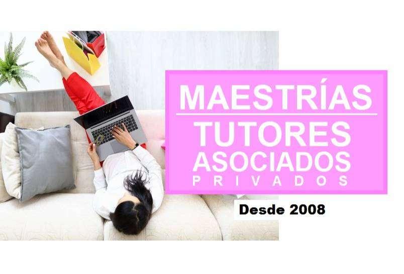 ASESORÍA DE TESIS Y MAESTRÍAS. 0