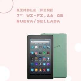 Tablet Kindle fire nueva