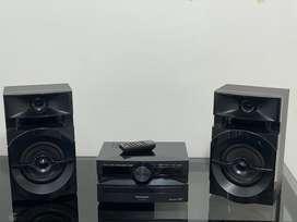 Minicomponente Panasonic AKX110 (300W) Negro