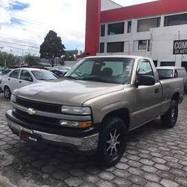 Chevrolet Cheyenne 2001 4x4 Flamante