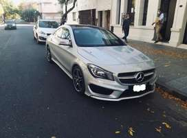 Mercedes Benz CLA 250 Coupe Sport 2.0 Turbo
