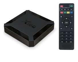 Tv Box X96q Mini Android 10.0 Convierte Tu Tv a Smartv