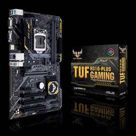 Motherboard ASUS TUF H310-PLUS Gaming LGA1151 8va y 9na Gen
