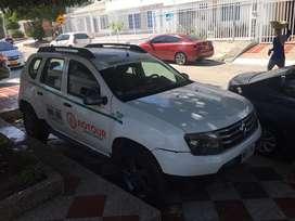 Renault duster servicio publico
