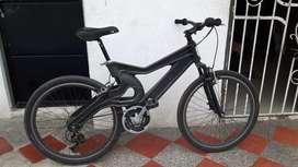 bicicleta rin 26 ecologica muzzy $300k caballo termoplástico de alta resistencia