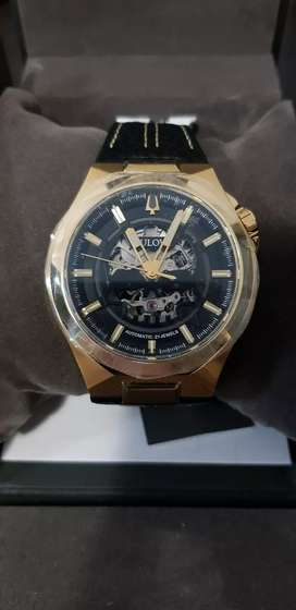 Reloj bulova original,automatico