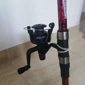 Caña para pescar essential 240