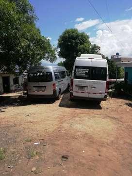 Alquiler de Vans en Tarapoto