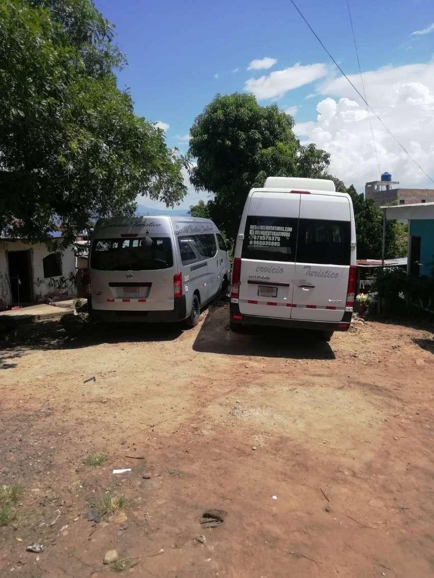 Alquiler de Vans en Tarapoto 0