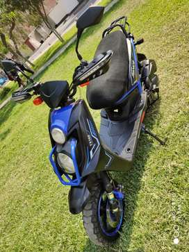 RONCO TX 150 SCOOTER - transferencia notarial