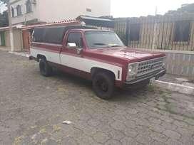 Camioneta c30 Chevrolet