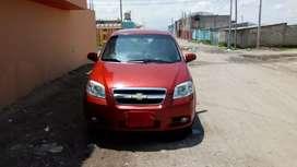 En venta Chevrolet  aveo LT full