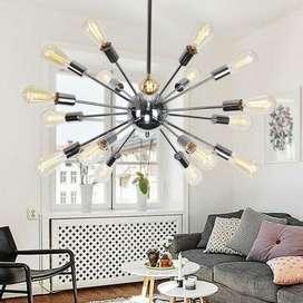 Hermosas lampraras ultra modernas nuevas e importadas