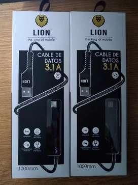 USB carga rápida tipo C y micro usb