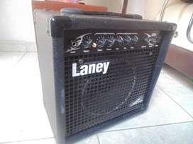 VENDO AMPLIFICADOR GUITARRA LANEY LX20 ESTADO 9/10.