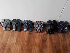 Sandalias Exclusivas desde $8000 y 10000