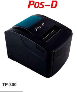 Ticketera Térmica Pos D Tp300 Ethernet