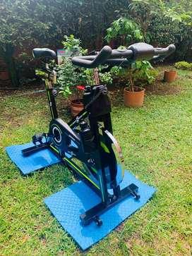 Bicicleta estatica sport fitness pro