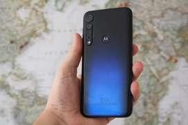 Se vende Motorola g 8 plus