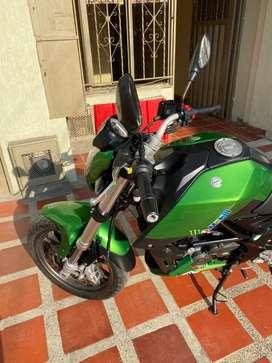 Se vende moto benelli 250 sin seguro