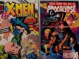 COMICS X- MEN CHRONICLES Y X-FACTOR AGE OF APOCALYPSE