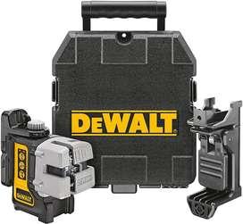 Nivel Laser Dewalt Dw089k