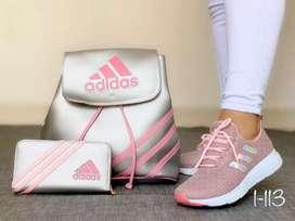 Hermoso tenis zapatillas calzado deportivo