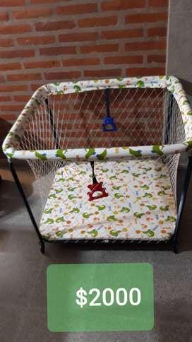Corralito para bebé