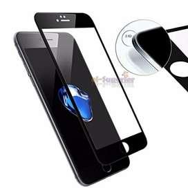 Vidrio Templado Iphone 7 7s 8 Cover Full Curvo 5 6d