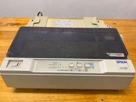 Impresora De Puntos Epson Lx-300 Usado